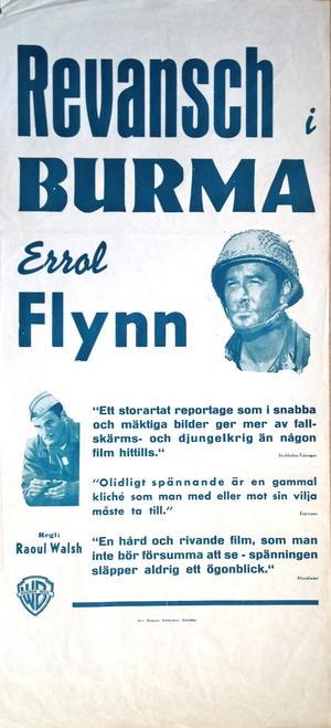 REVANSCH I BURMA (1944)