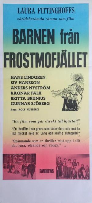 BARNEN FRÅN FROSTMOFJÄLLET (1945)