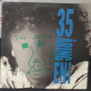 UGGLA, MAGNUS 35-åringen 1989 LP