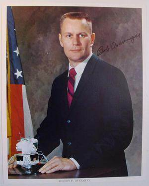 Overmyer, Robert F. - Autograph