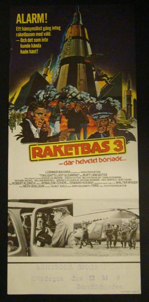 RAKETBAS 3 (BURT LANCASTER)