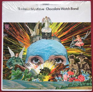 CHOCOLATE WATCHBAND - The inner mystique US-orig LP 1968 STILL SEALED!