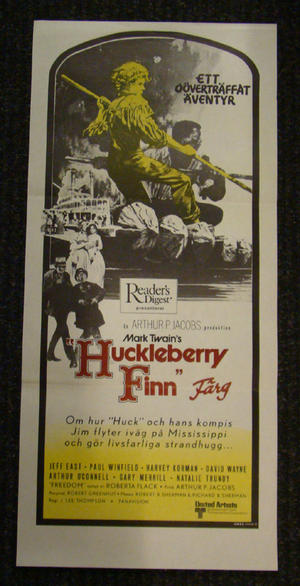 HUCKLEBERRY FINN (JEFF EAST)