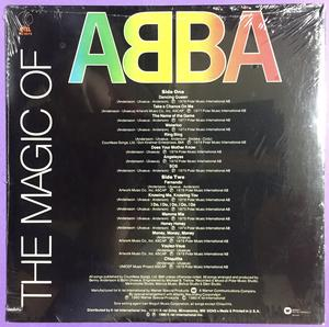 ABBA - The magic of US-orig LP 1980 STILL SEALED!