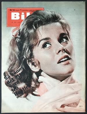 BILDJOURNALEN - no 16 1964 ELVIS / Ann Margret cover
