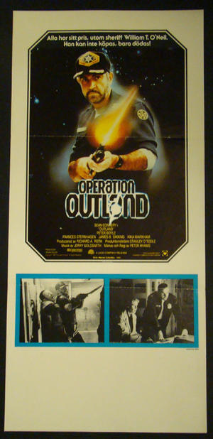 OPERATION OUTLAND (SEAN CONNERY)