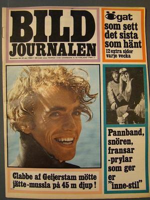 BILDJOURNALEN no 44 1968