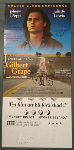GILBERT GRAPE (JOHNNY DEPP, JULIETTE LEWIS)