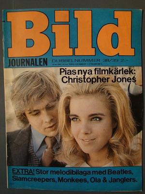 BILDJOURNALEN no 38/39 1968