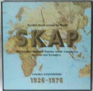 SKAP GOLDEN ANNIVERSARY 1926-1976 4-LP BOX ABBA mm