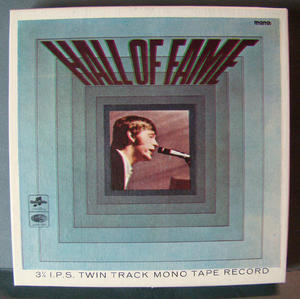 GEORGIE FAME - And the blue flames - Hall of Fame MONO TAPE  60´s