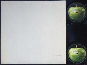 "BEATLES - ""Vita dubbeln"" UK-orig stereo 2LP 1968"