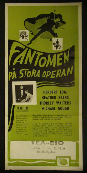 FANTOMEN PÅ STORA OPERAN (1962)