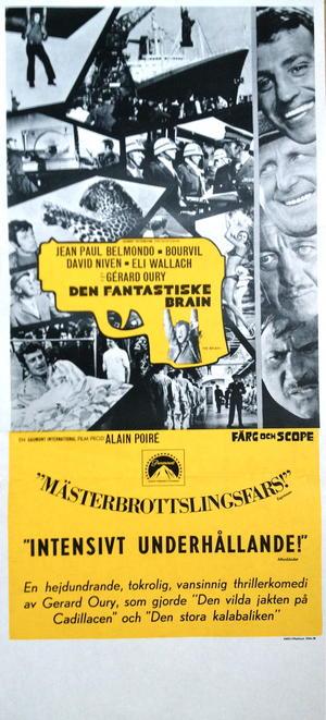DEN FANTASTISKE BRAIN (1969)