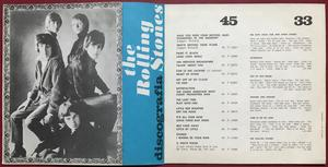 ROLLING STONES - Mother´s little helper Italy PS 1966