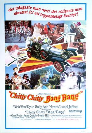 CHITTY CHITTY BANG BANG (1969)