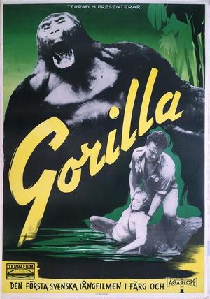 GORILLA (1956)