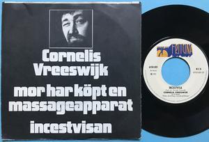 CORNELIS VREESWIJK - Mor har köpt en massageapparat Swe PS 1972