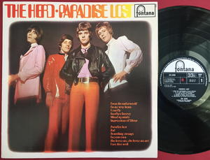 "HERD - ""same"" UK-orig LP 1968"
