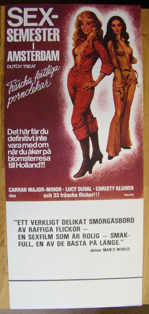 SEX-Semester i Amsterdam (1979)