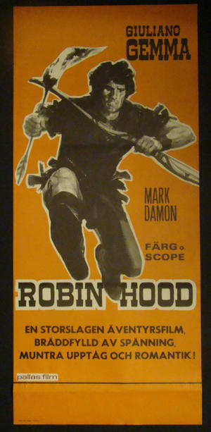 ROBIN HOOD (MARK DAMON)