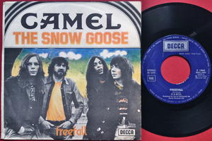 CAMEL - The snow goose Italy PS 1975