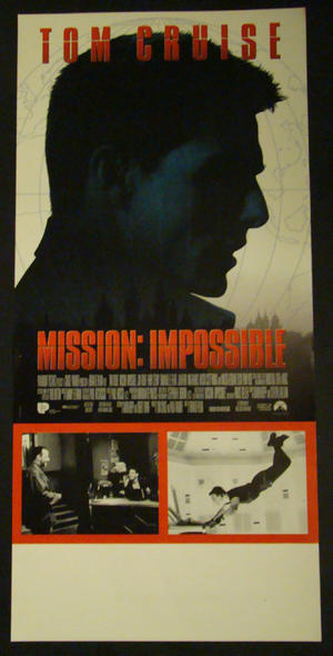 MISSION: IMPOSSIBLE (TOM CRUISE)
