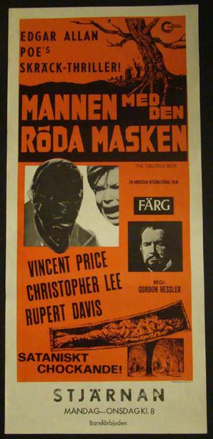 MANNEN MED DEN RÖDA MASKEN (1970)