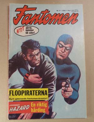 FANTOMEN - Nr 3 1966