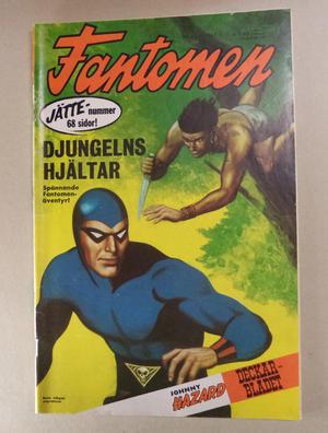 FANTOMEN - Nr 13 1967