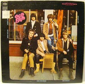 MOBY GRAPE - s/t OCENSURERAD med POSTER! US-orig LP 1967