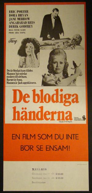 DE BLODIGA HÄNDERNA (1971)