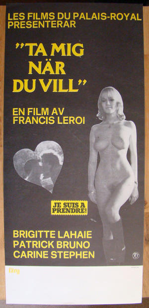 Ta mig när du vill (1978)
