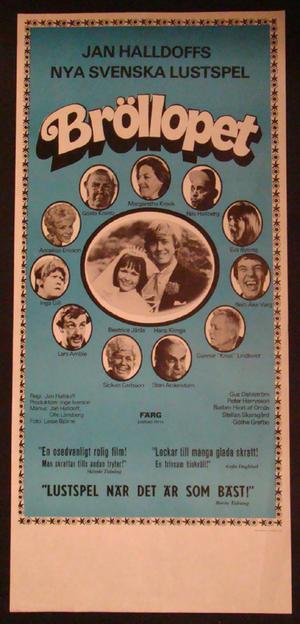 BRÖLLOPET (1973)