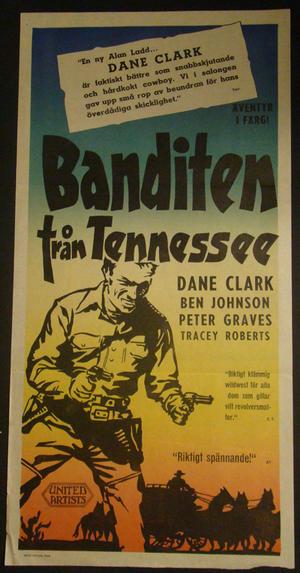 BANDITEN FRÅN TENNESSEE (1953)