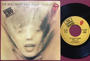ROLLING STONES - Angie Spain PS 1973