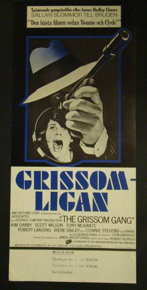 GRISSOMLIGAN (KIM DARBY, SCOTT WILSON, TONY MUSANTE)