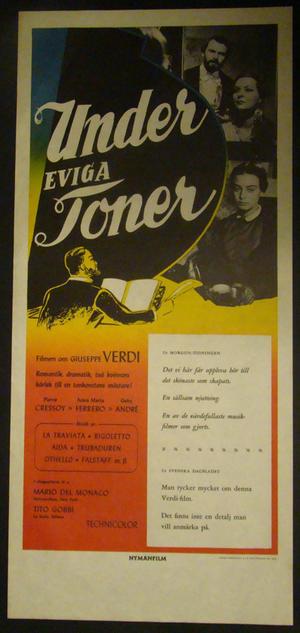 UNDER EVIGA TONER (PIERRE CRESSOY, ANNA-MARIA FERRERO)