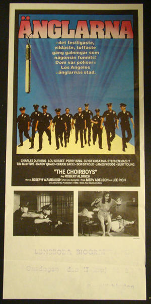 THE CHOIRBOYS (CHARLES DURING)