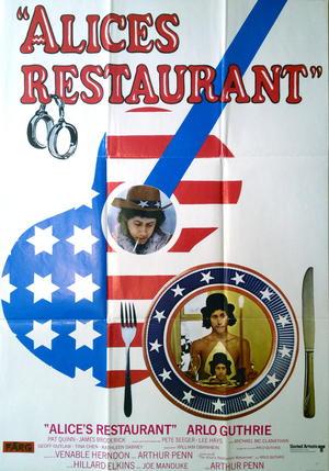 ALICE´S RESTAURANT (1970)