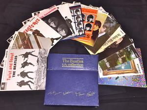 BEATLES - Collection 14 EP UK BOX SET 1978