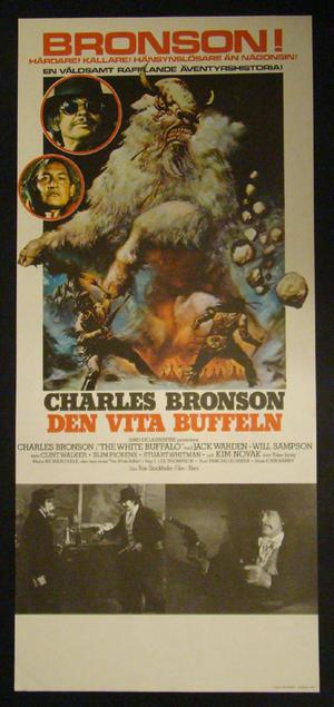 DEN VITA BUFFELN (CHARLES BRONSON )