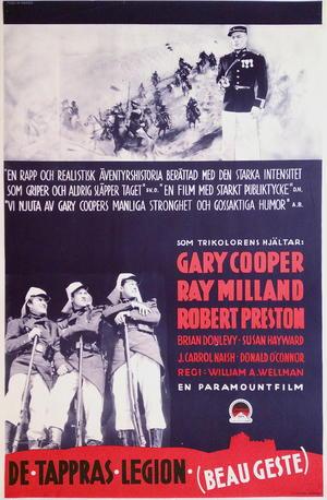 DE TAPPRAS LEGION (1939)