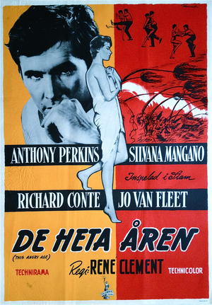 THE ANGRY AGE (1958)