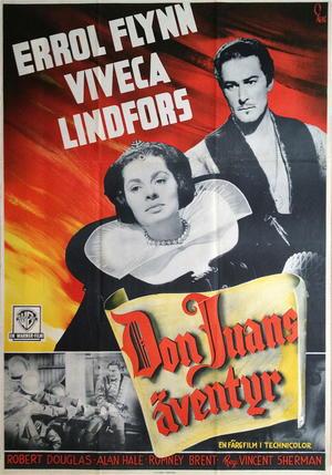 DON JUANS ÄVENTYR (1949)