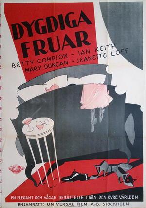DYGDIGA FRUAR(1930)