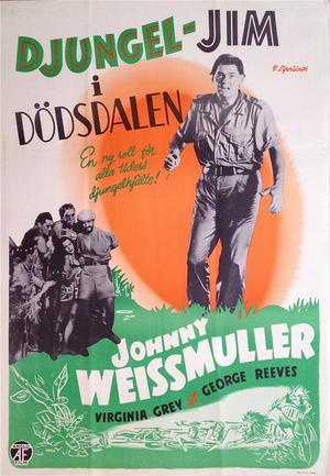 DJUNGEL-JIM i DÖDSDALEN (1948)