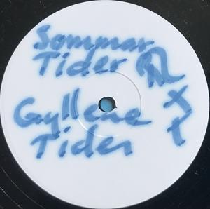 """GYLLENE TIDER - Sommartider Swe-orig TESTPRESS 12"""" Maxi 1982"""