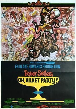 OH, VILKET PARTY! (1969)