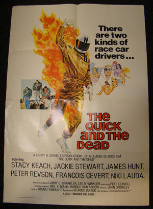 THE QUICK AND THE DEAD (STACY KEACH)
